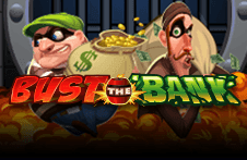 Демо автомат Bust The Bank
