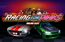 Демо автомат Racing For Pinks