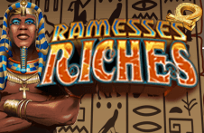 Демо автомат Ramesses Riches