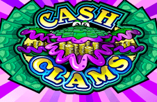 Демо автомат CASH CLAMS