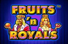 Демо автомат Fruits and Royals